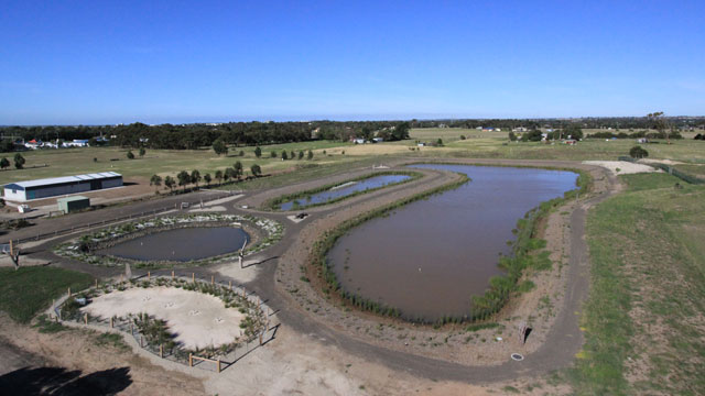 City of Greater Geelong – Grinter Stormwater Harvesting, Treatment & Reuse