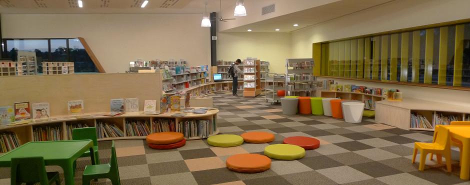 Pakenham Library Hall