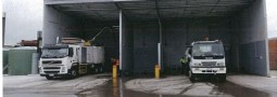 Glen Eira Truck Wash and Wet Waste Handling Facility