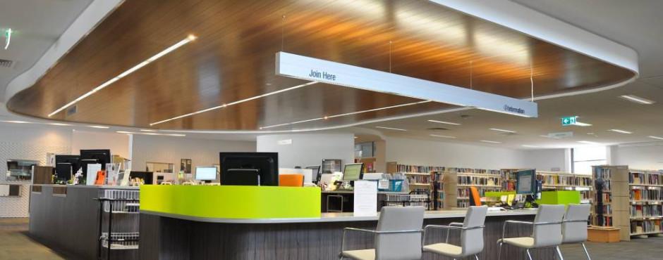 Nunawading Library Refurbishment