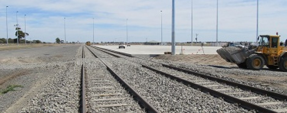 Wimmera Intermodal Freight Terminal