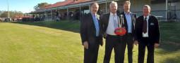 Loddon Shire Council: Newbridge Sports Pavillion Reconstruction